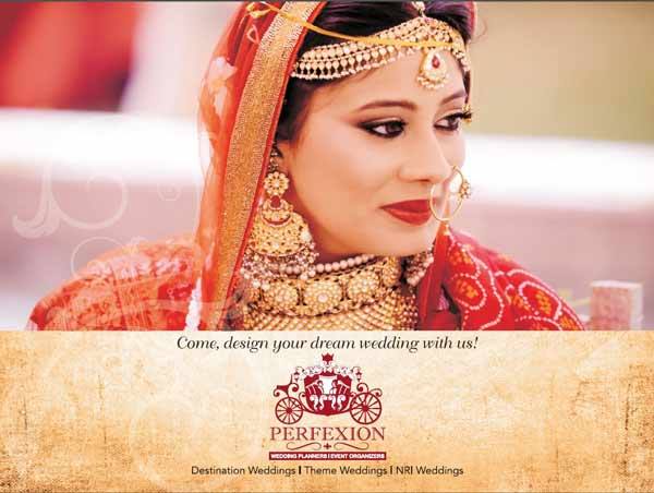 Perfexion (Event Organizers & Wedding Planner) Brochure