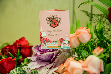 Wedding Invitation & Stationery